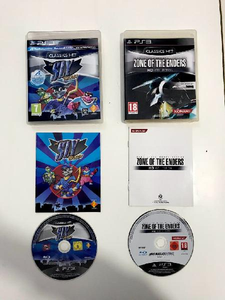 Pack juegos hd collection ps3