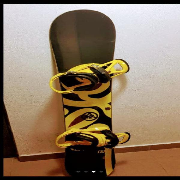 Tabla snowboard burton custom 154""