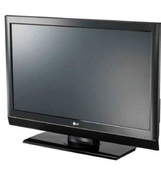 Television lcd 37' lg 37lc55 hd ready tdt
