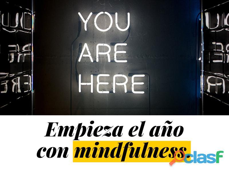 Introducción al mindfulness   clase gratis