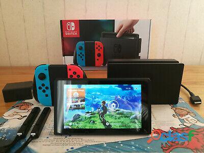 Nintendo switch +juegos