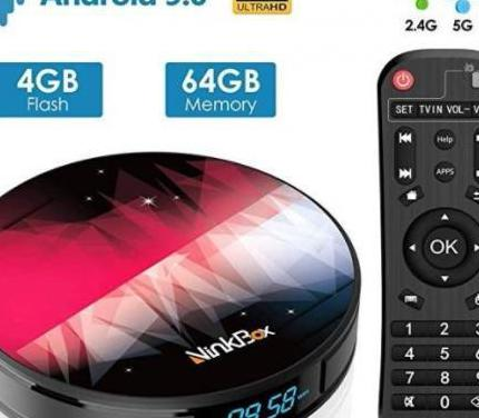 Android tv box 4g 64g