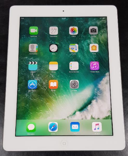 Apple ipad 4 32gb blanco