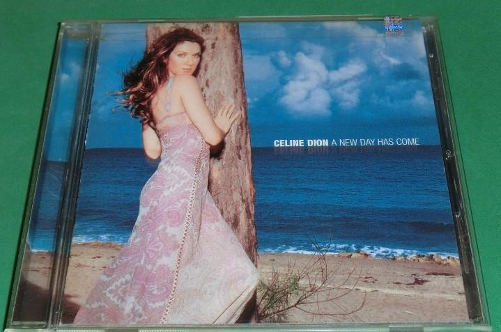 Celine dion (cd) - a new day has come / sony music (2002)