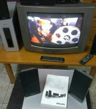 Lote tv tdt home cinema todo 30