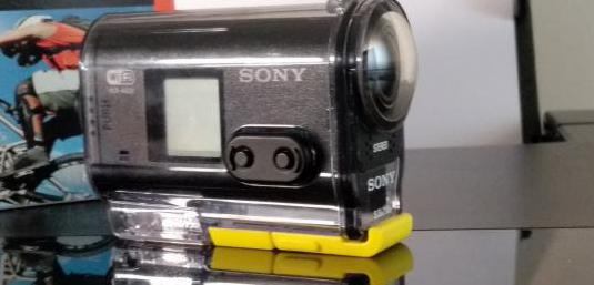 "Sony action cam as20 ""nueva"""