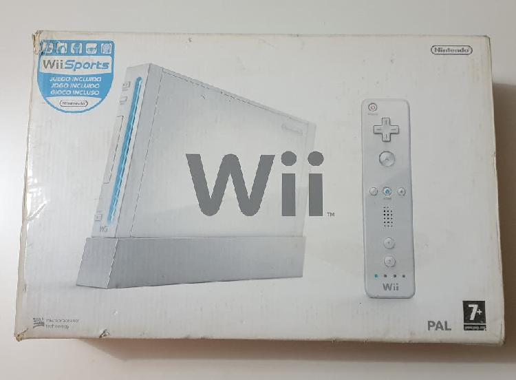 Wii consola wii