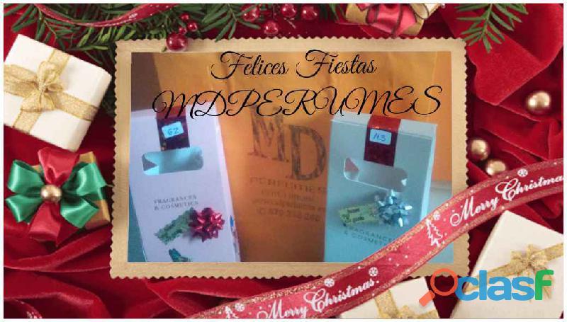 Perfume hogar alta gama nº 329 mikado oceano 100ml 10€