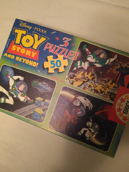 Puzzles toy story