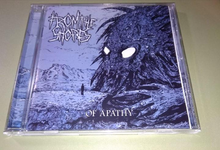 From the shores - of apathy - cd death metal metalcore