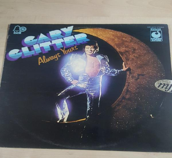 Gary glitter año 1975 made in sweden titulo always yours