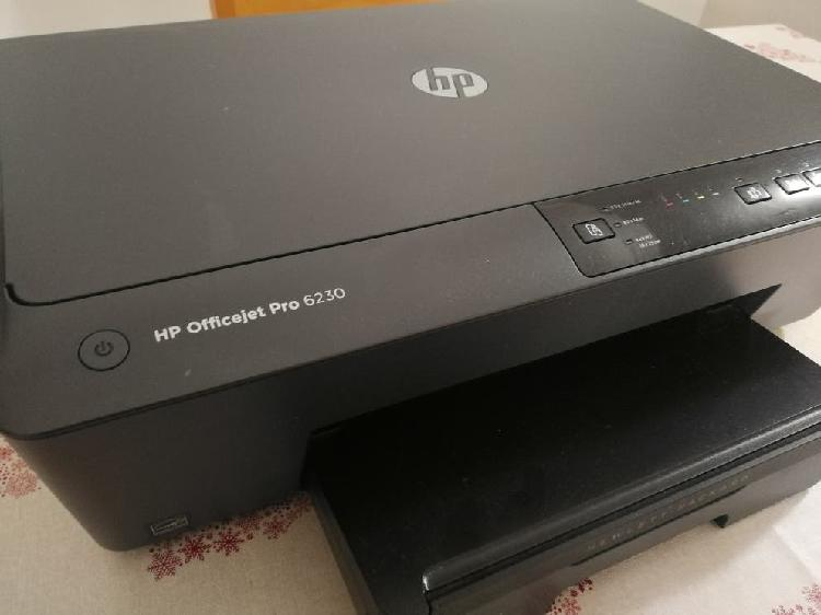Hp officejet pro 6230. color negro