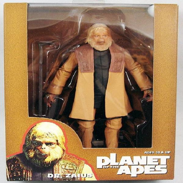 Neca planet of the apes figura zaius ver.2 - nueva