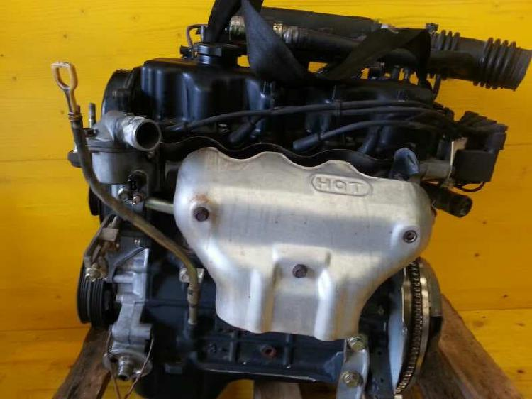 Motor completo hyundai accent gls