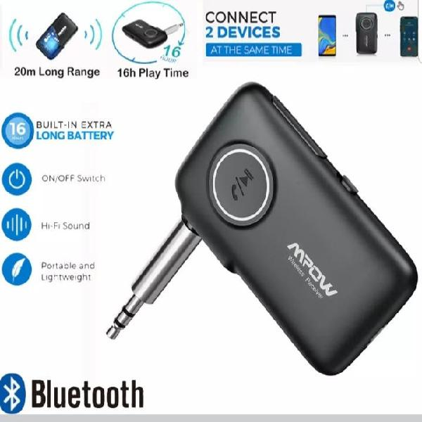 Mpow bluetooth 5.0 receptor usb audio adaptador