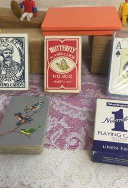 Barajas lote n°9 - poker varias marcas
