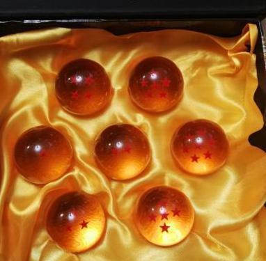 Bolas de dragon ball z coleccionista