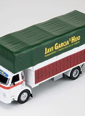 Camión pegaso comet ixo 1:43