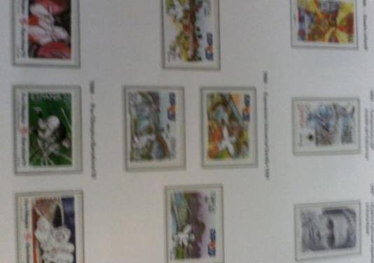 Coleccionismo sellos