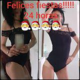 FELICES FIESTAS!!!!! 24 HORAS