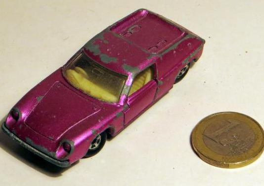 Lotus europa de matchbox