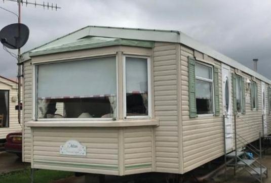 Mobile home gama alta clásica 11x4 m interior ...