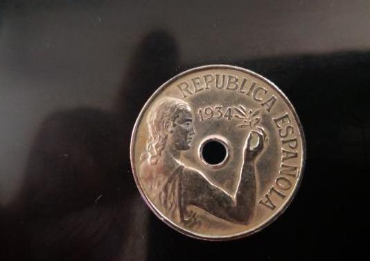 Moneda república española
