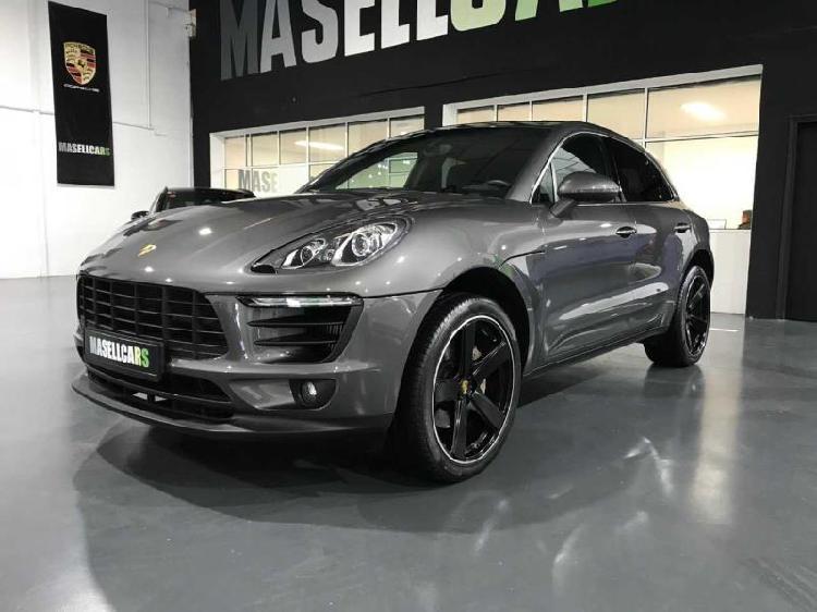 Porsche macan 2016 gasolina 340cv