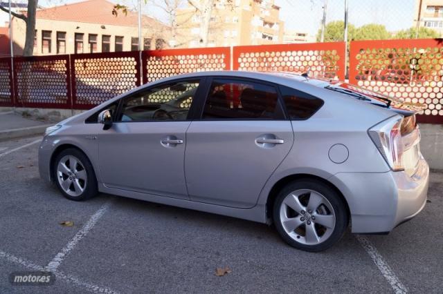 Toyota prius 1.8 hds advance hybrid de 2012 con 148.000 km