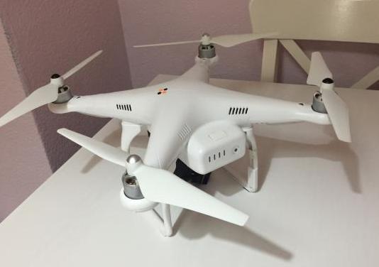 Dron dji phantom 2 gimbal con garantía!!!