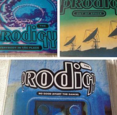 10 cds de la discografia the prodigy