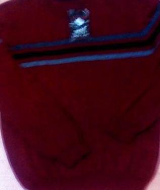 2 jerseys niño talla 16 marca losan