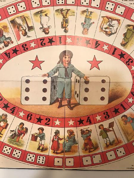 2 juegos de mesa antiguos en carpeta original