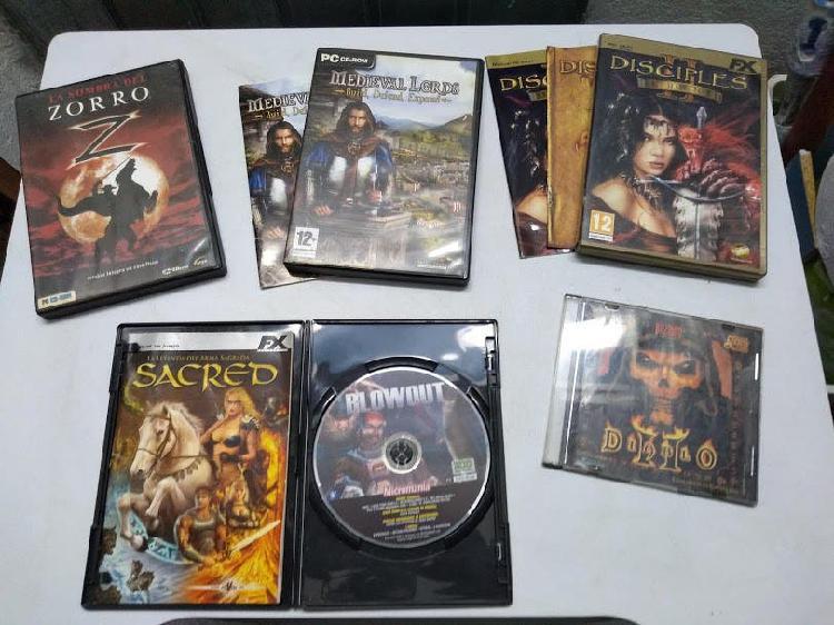 5 juegos pc antiguos