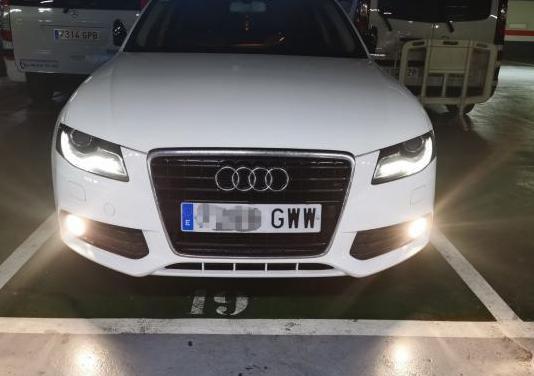 Audi a4 avant 2.0 tdi 143cv dpf