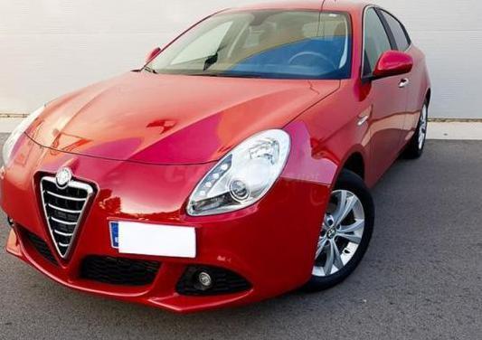 Alfa romeo giulietta 1.6 jtdm 105cv distinctive 5p