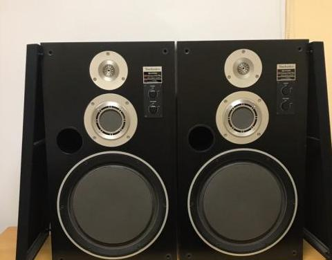 Altavoces technics sb-x700a impecables