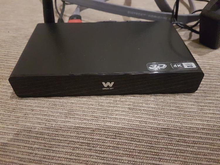 Android tvbox marca woxter