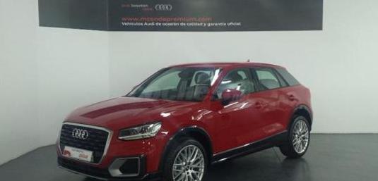 Audi q2 design edition 1.6 tdi 85kw 116cv 5p.