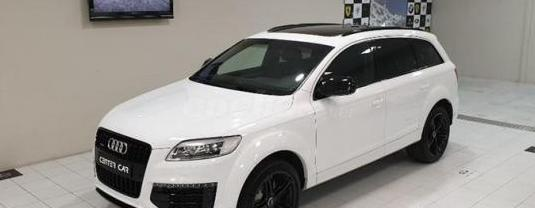 Audi q7 6.0 tdi 500cv quattro tiptronic 5p.