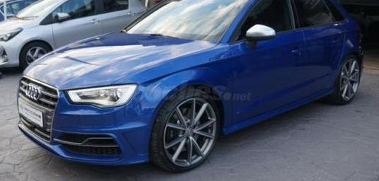 Audi s3 2.0 tfsi quattro s tronic sportback 5p.
