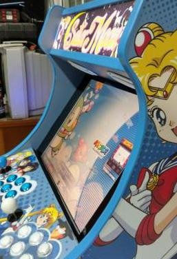 Bartop máquina recreativa arcade