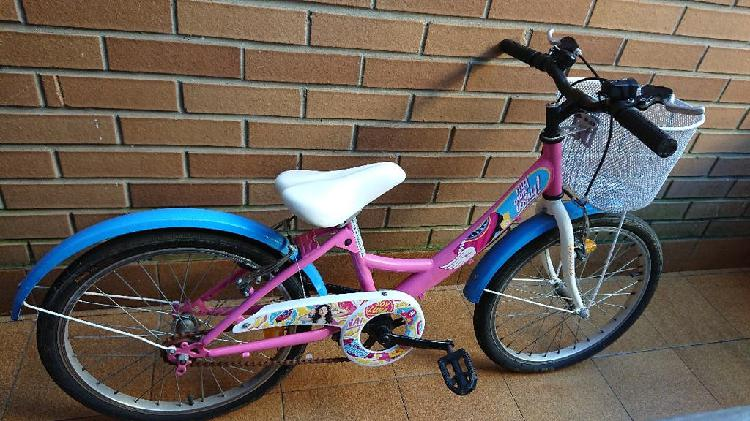 "Bicicleta soy luna 20"""
