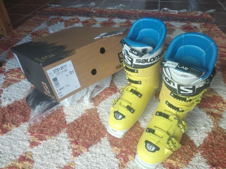 Botas de esquí salomón x-max (130)