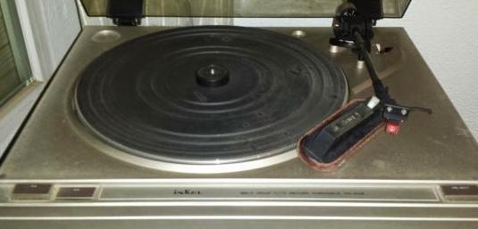 Cadena inkel stereo hifi con ampl y altavoces