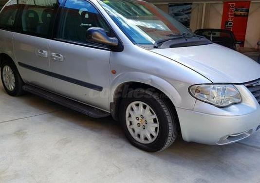 Chrysler voyager lx 2.5 crd 5p.