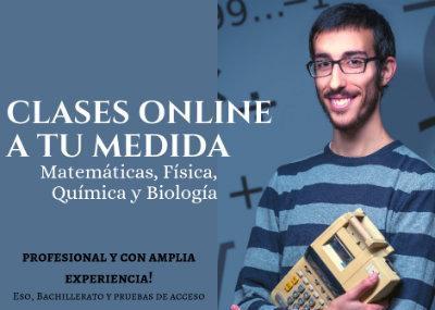 Clases online de ciencias