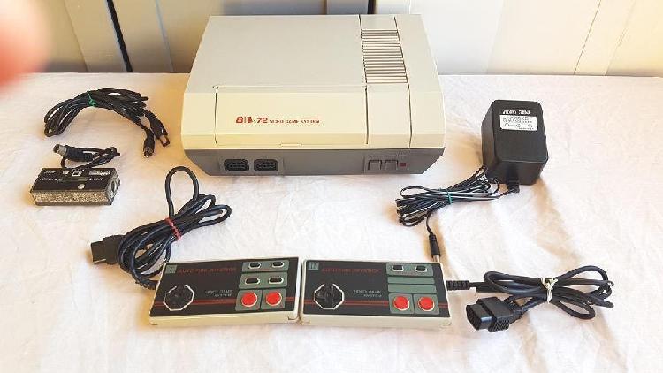 Clonica nintendo nes bit 72 video game system