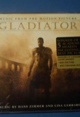 Compac disk gladiator
