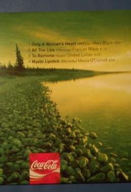 Compac disk musica celta
